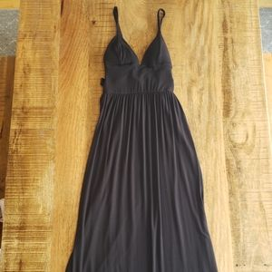GORGEOUS easy VS Maxi dress with built in bra XS